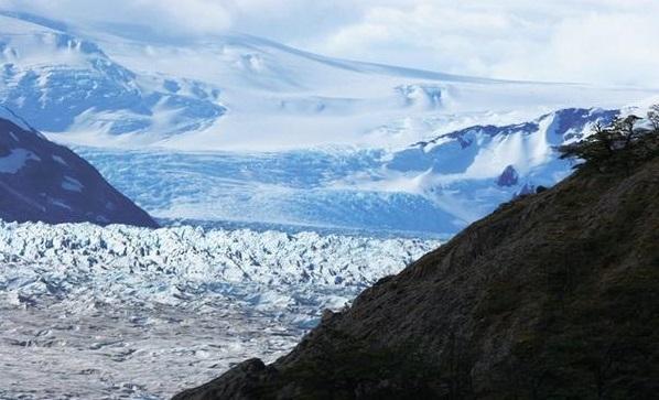 南パタゴニア氷原
