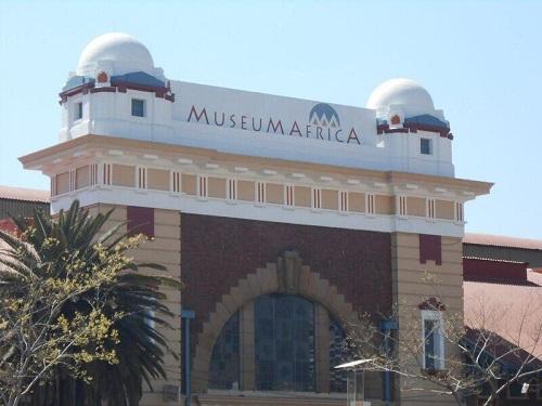 ミュージアムアフリカ