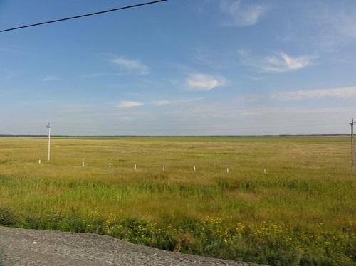 シベリア大平原
