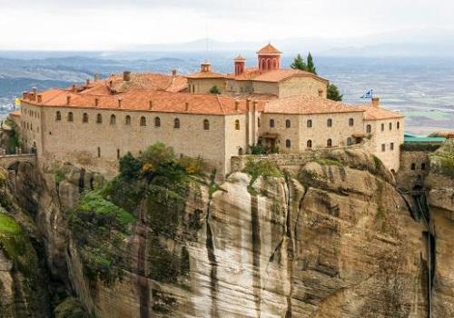 アギオス・ステファノス修道院