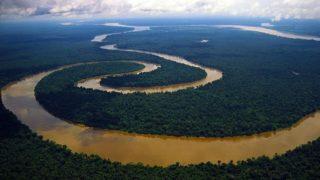 アマゾン川 アイキャッチ