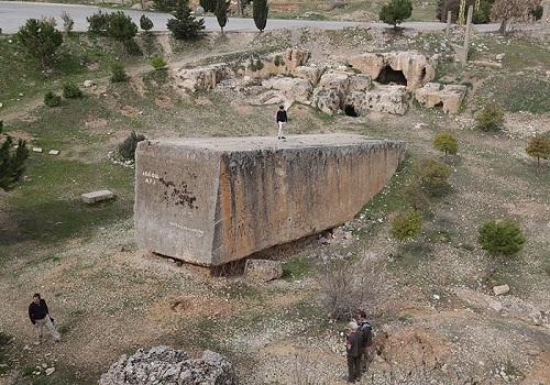 バーべリックの巨石