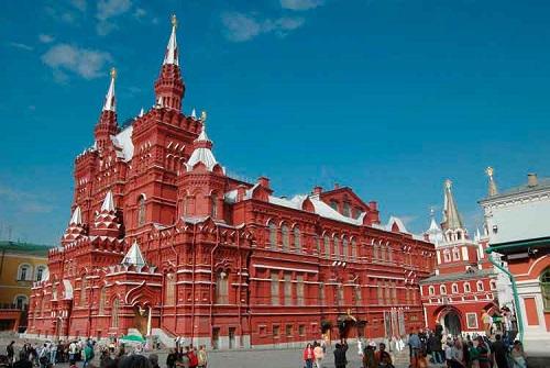 クレムリン 赤の広場