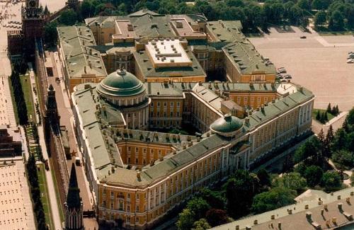 クレムリン 大統領官邸