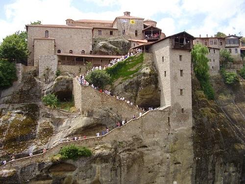 メガロメテロン修道院