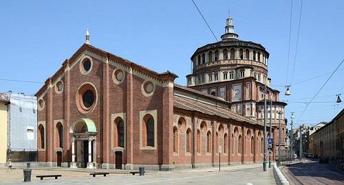 サンタ・マリア・デッレ・グラツィエ教会