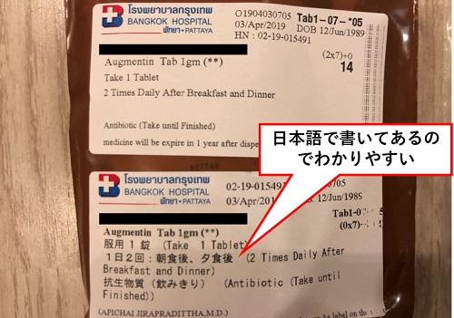 日本語が書いてある海外旅行保険
